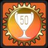 Ludicrous Winstreak (Win 50 games in succession)